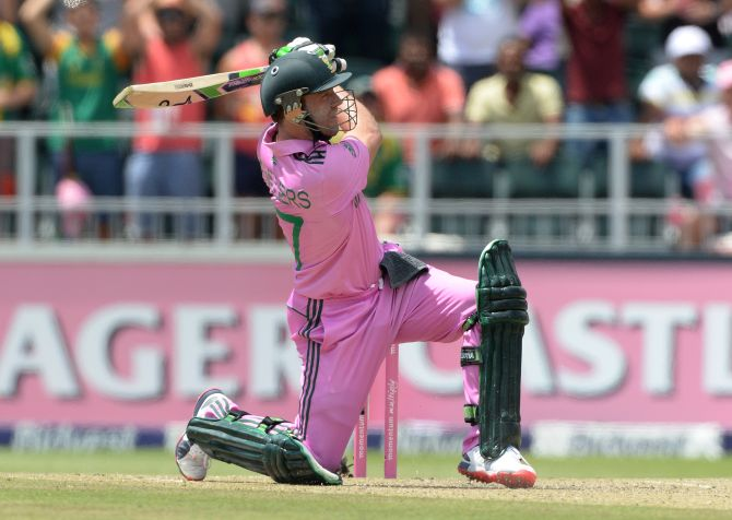 AB de Villiers is known to have a good record in Pink ODIs and he could prove a handful if he is fit for the 4th ODI