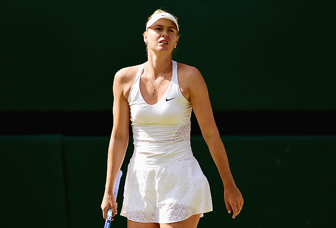 Wimbledon keeps Sharapova guessing on wildcard entry