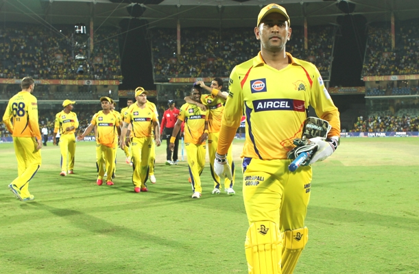 What makes Dhoni a great captain
