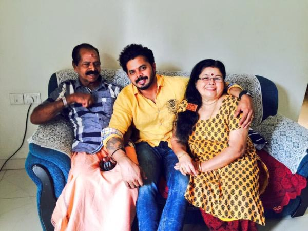 Our prayers are answered, say Sreesanth's parents