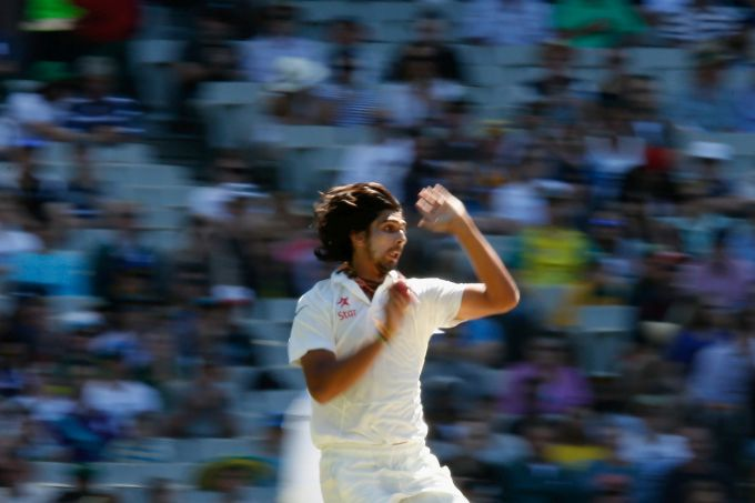 'Ishant Sharma is a senior and should take more of a lead role'