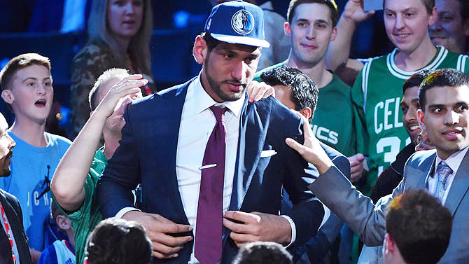 India's first NBA draft pick Satnam fails dope test