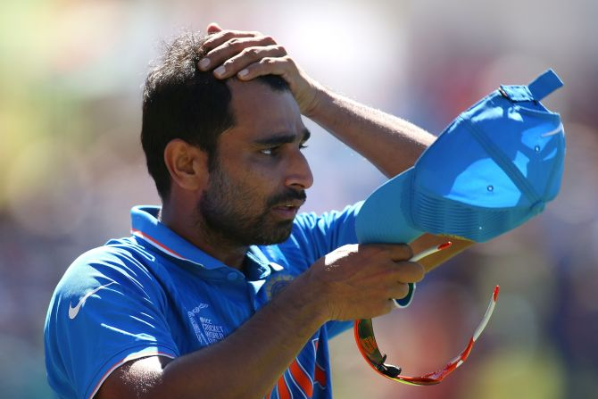 Rediff Sports - Cricket, Indian hockey, Tennis, Football, Chess, Golf - How Kings XI will manage Shami's workload...