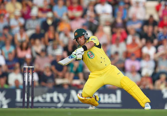 Opener Aaron Finch has endured torrid form this Australian summer since being appointed the national ODI captain