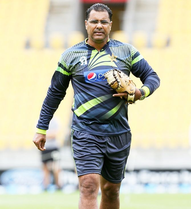Waqar Younis has been travelling with the Pakistan team since June