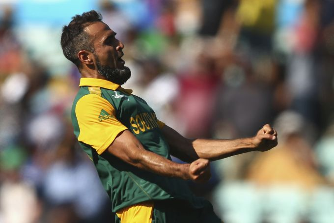 Imran Tahir subjected to 'racial abuse' by Indian fan