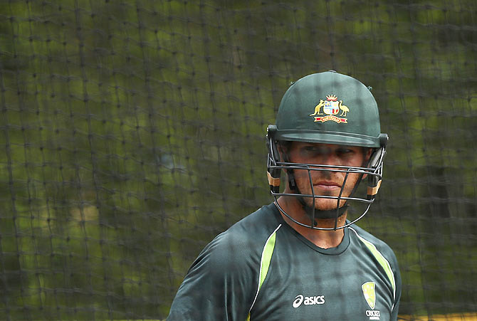Will injured Finch be fit for first ODI against India?