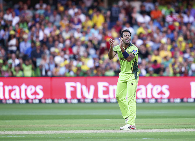 Pakistan name Riaz, Amir in final World Cup squad