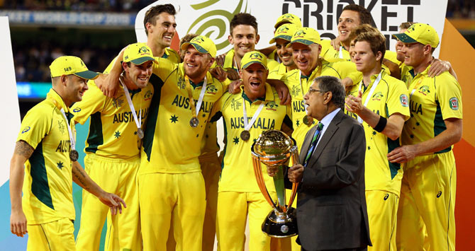 ICC chief Srinivasan hails 2015 World Cup as most popular ever