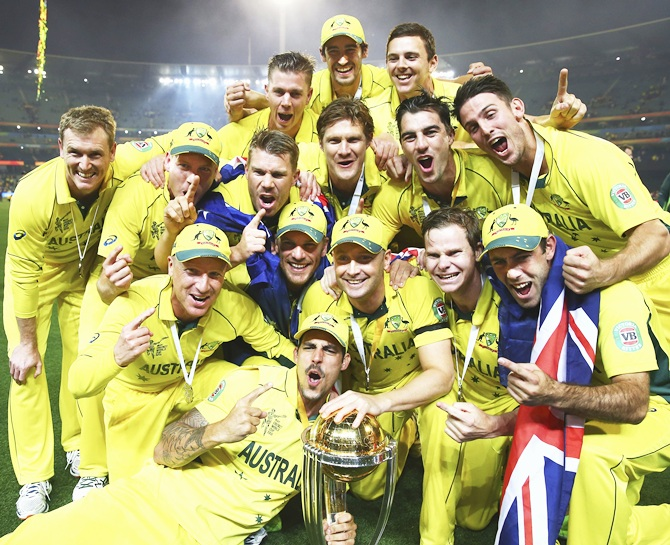 Australia, the World Cup's Champion of Champions