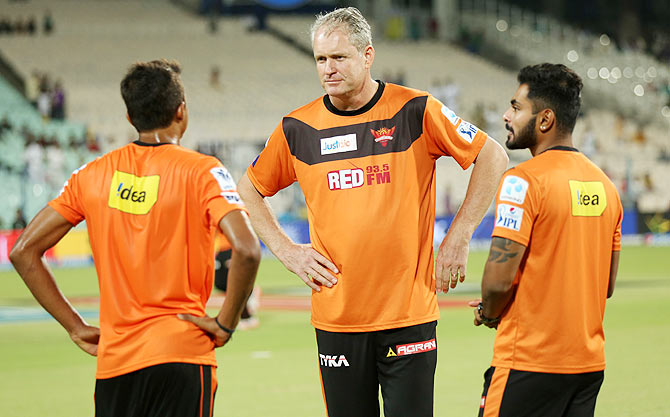 Former Australia all-rounder has served as coach of the Sri Lankan team and IPL franchise Sunrisers Hyderabad