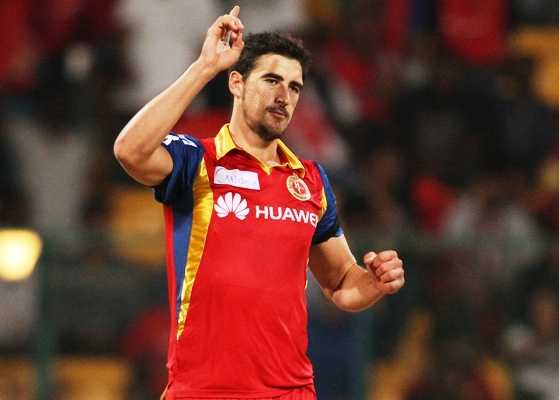KKR dump Starc via text message