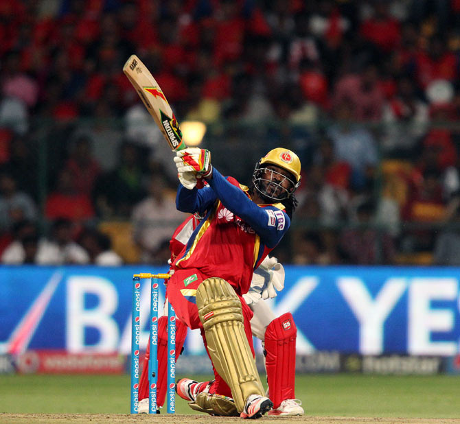 We can handle Gayle if he plays against us, says RCB coach Vettori
