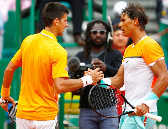 'Class act': Nadal lauds Djokovic for his contribution
