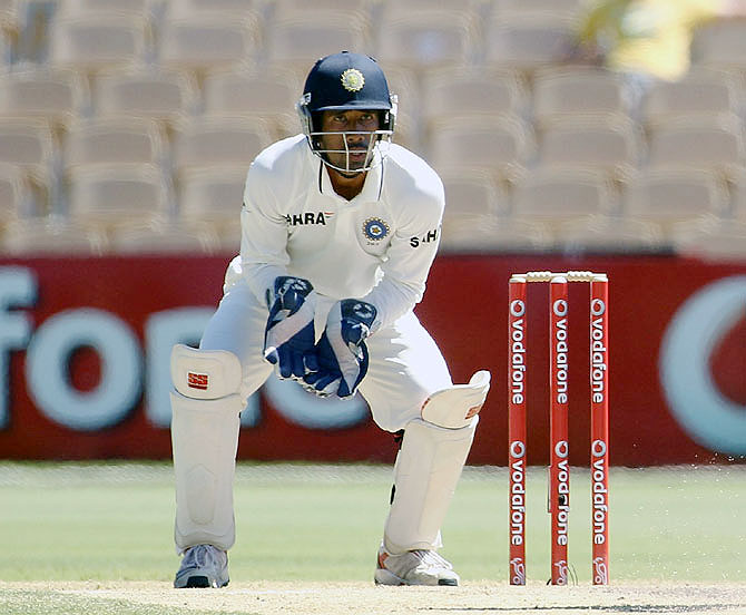 India wicket-keeper Wriddhiman Saha