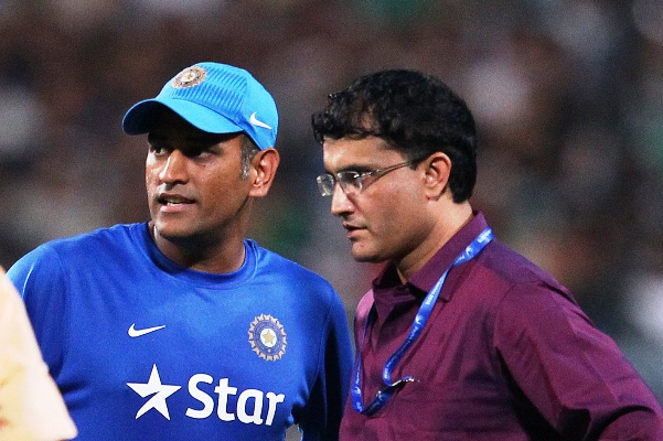 Will speak to selectors about Dhoni's future: Ganguly