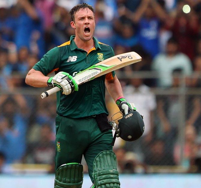 De Villiers won't make SA return for T20 World Cup