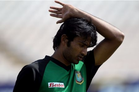 Shahadat Hossain banned for assaulting teammate