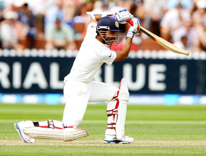 Rahane not concerned about century drought