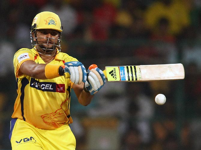 Jones reckons Raina's absence concern for CSK