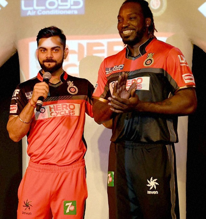 Why Gayle should take a cue from Kohli