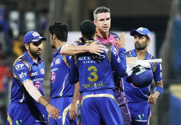 Kevin Pietersen in the IPL