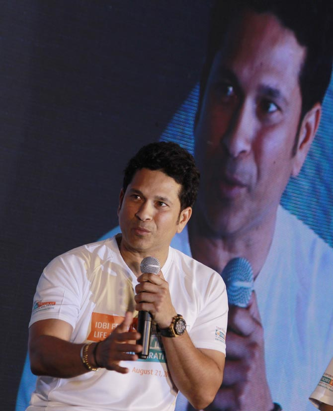 Sachin Tendulkar suggests playing Ranji matches in Australia, South Africa and play with kookaburra balls
