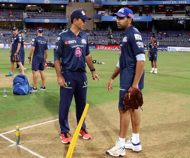 'Ponting knows how to bring out the best in everyone'