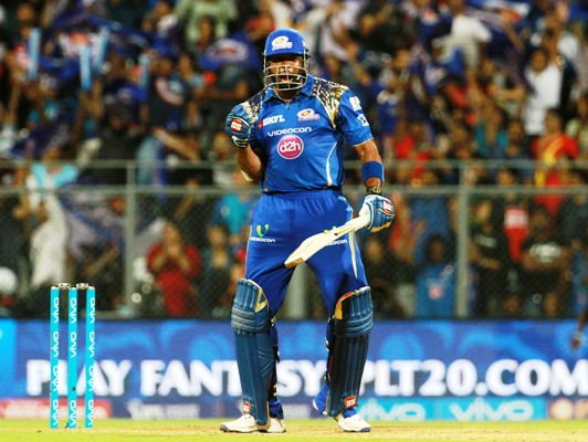 Pollard, Simmons boost for Mumbai Indians