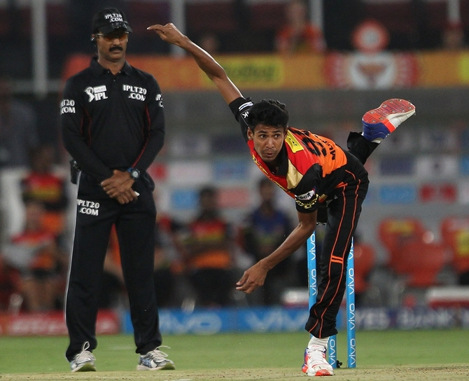 will Mustafizur join Sunrisers in time?