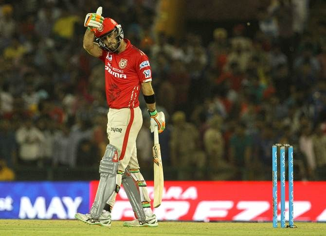 Glenn Maxwell, who has in the past represented the Punjab side in the IPL, is returning to cricket after a two-month hiatus to take care of his mental health.