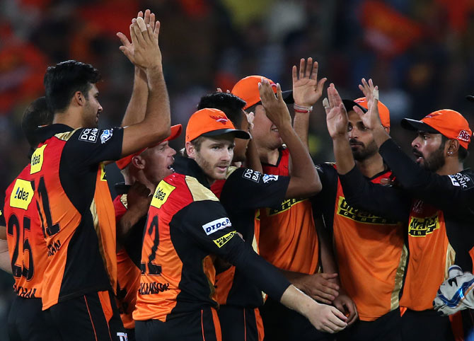 New Zealand's Kane Williamson is set to lead Sunrisers Hyderabad in the upcoming IPL season
