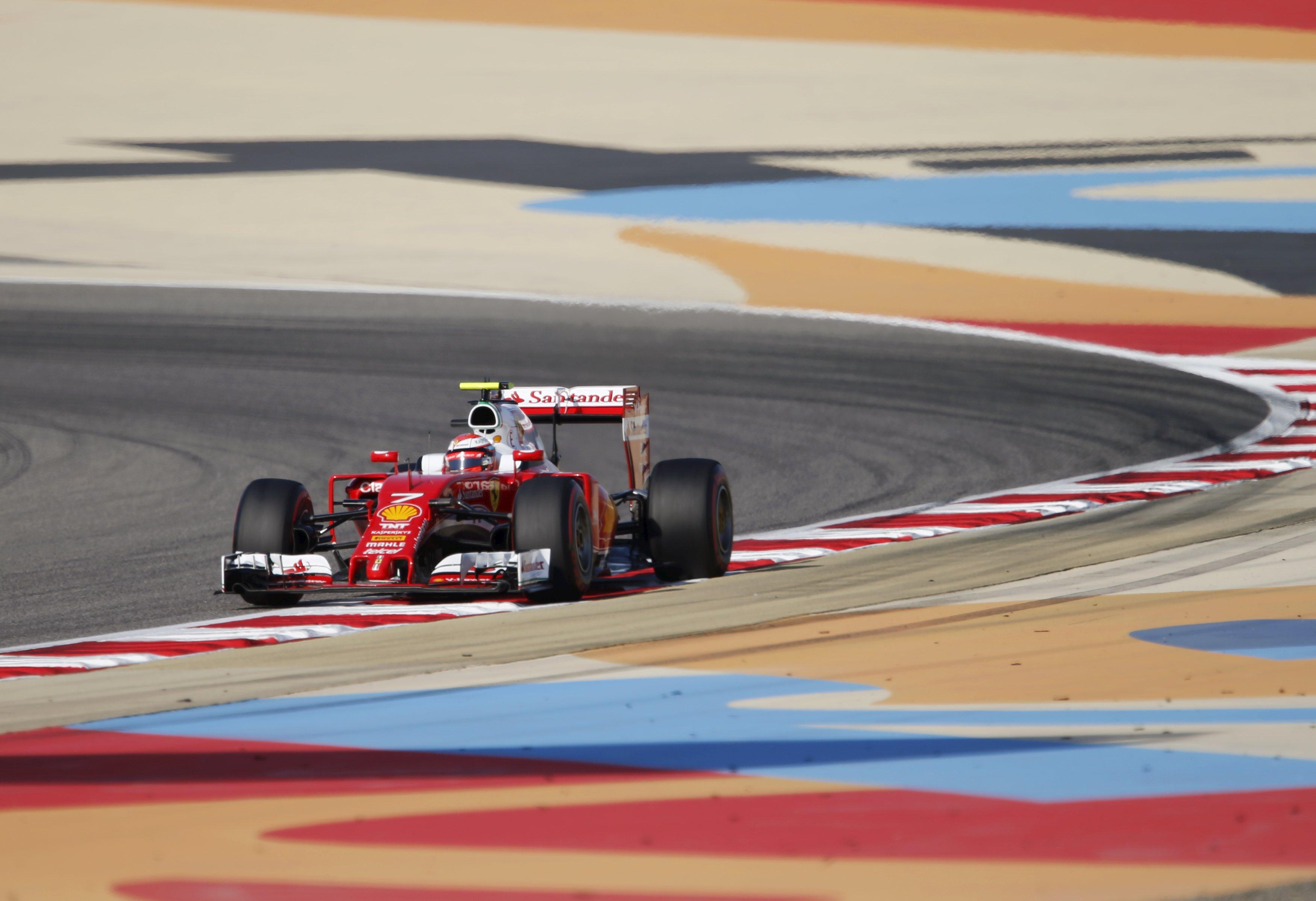 Ferrari ramps up Mercedes challenge, finish final practice on top