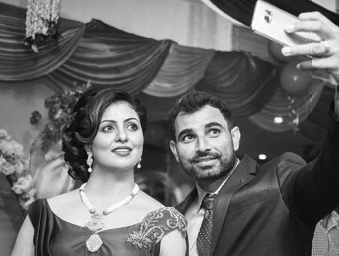 India pacer Shami reacts to allegations of cheating on his wife