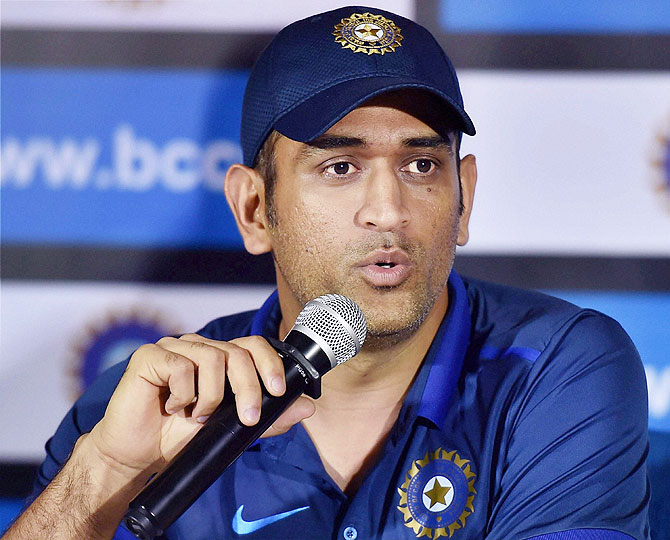 Sabbatical/Retirement: What's Dhoni hinting at?