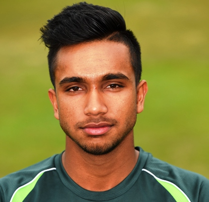 Arjun Nair of Australia poses for a portrait