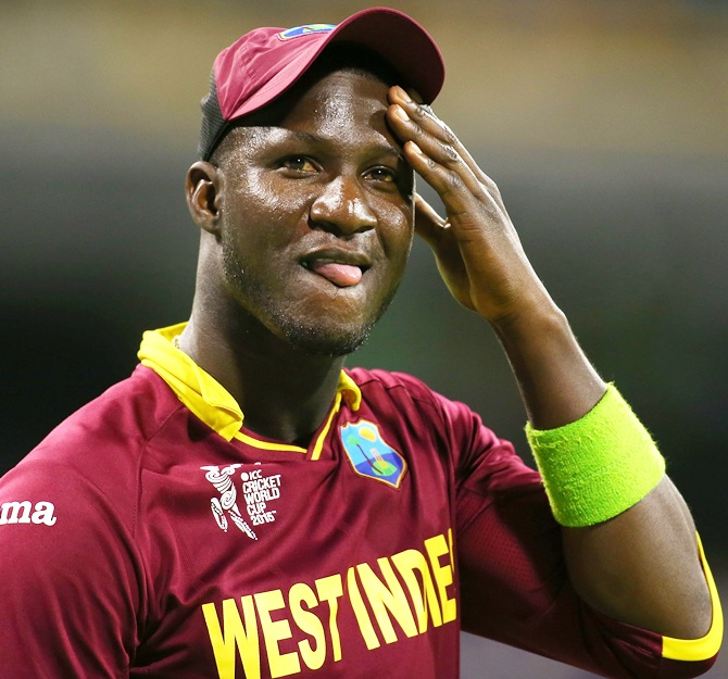 Sammy opens up about racism in IPL