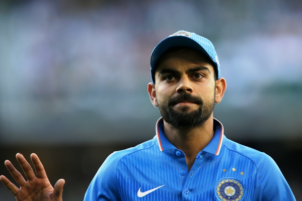 Virat Kohli says captaining the team in all three formats is 'surreal'