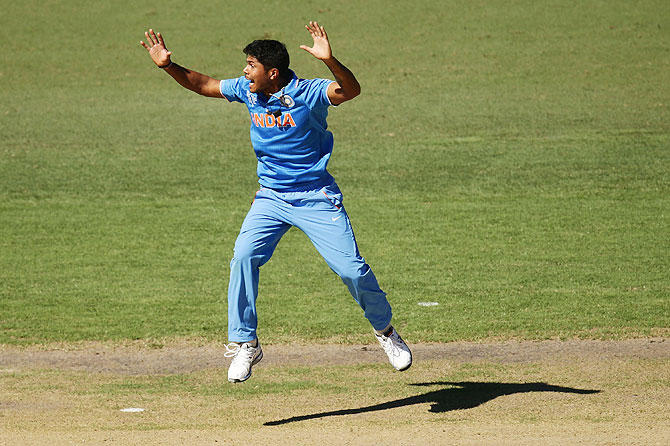 India's Umesh Yadav appeals for a wicket (Image used for representational purposes