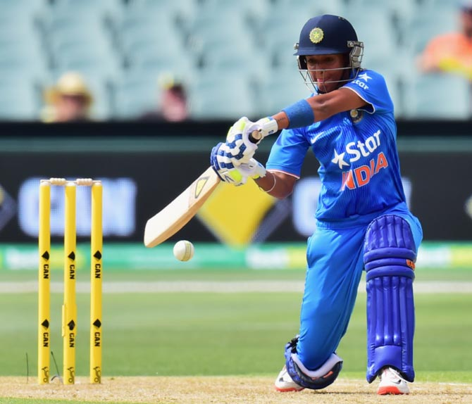 India women's cricketer Harmanpreet Kaur has not come to the party yet at the ongoing ICC Women's World Cup