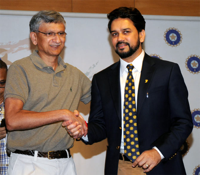 BCCI get into a huddle over Compliance Report on Lodha reforms