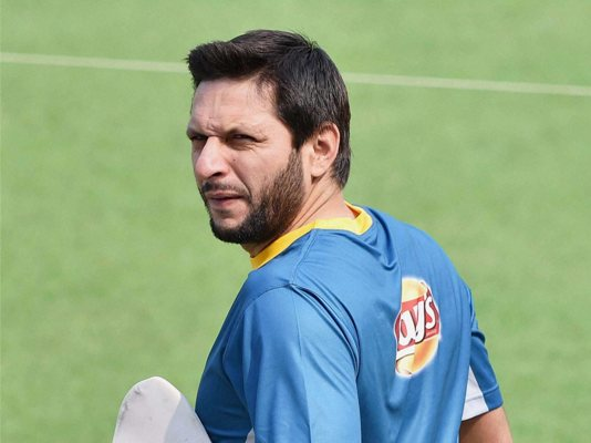 Afridi claims India sought forgiveness post Pak defeat
