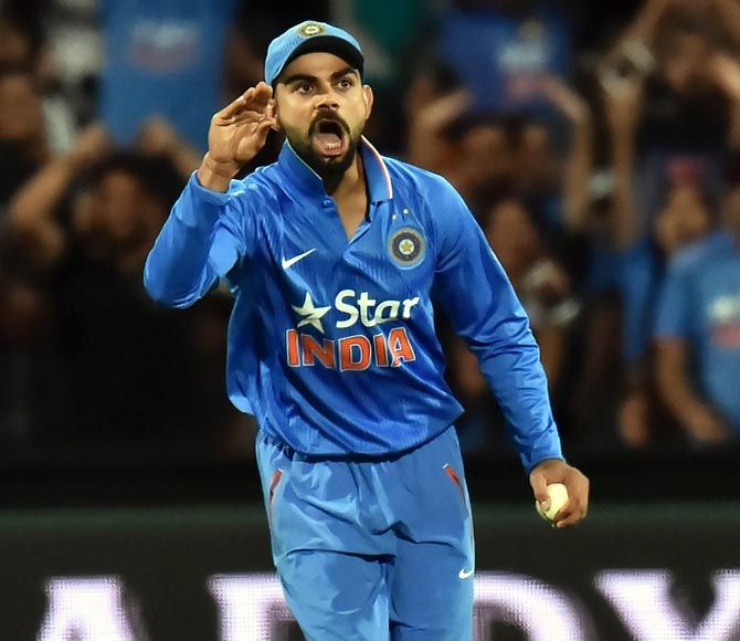 Before the Australia game,  Virat Kohli suggested Australia will make the grave mistake of adding 'fuel to fire' if they needle him, asserting he is good enough to excel without provocation.