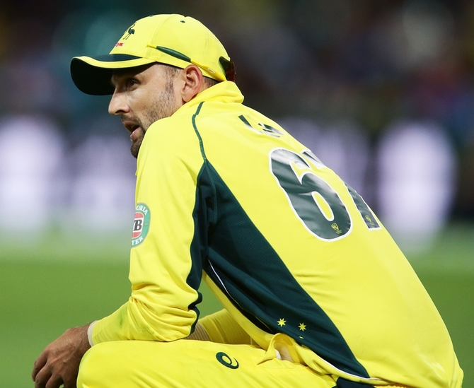 Australian offie Nathan Lyon is working on a few variations to keep up with ODI cricket