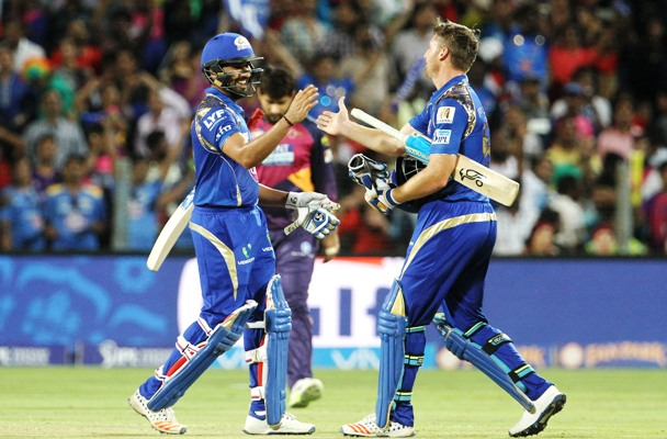 Buttler in awe of Rohit's effortless batting
