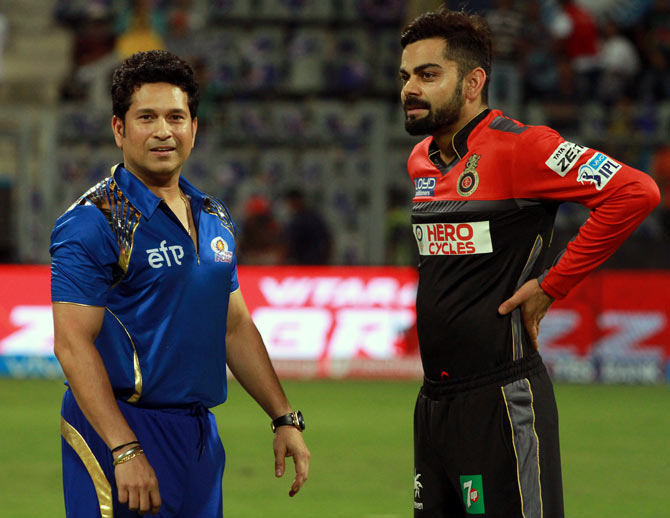 Will take hell of an effort to surpass Tendulkar's record: Kohli
