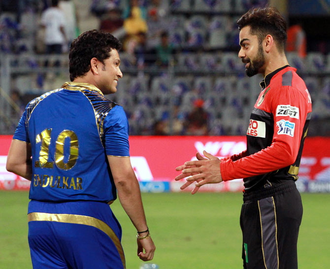 'I don't place Kohli in same class as Tendulkar'