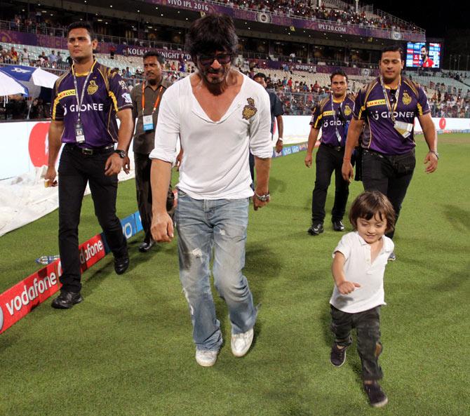 Shah Rukh's KKR interested in The Hundred?