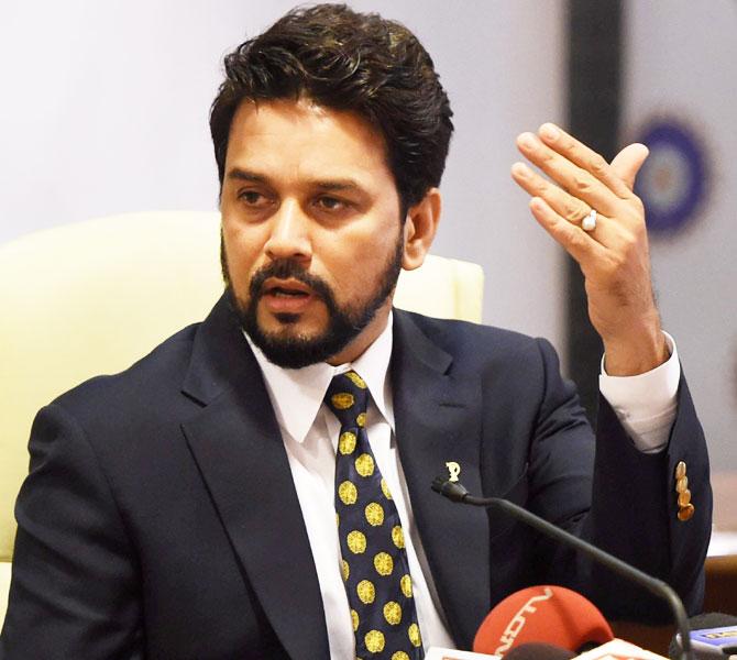 Campaign ban on Anurag Thakur, BJP MP Parvesh Verma