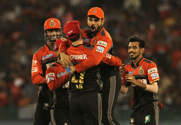RCB's incredible gesture towards army men